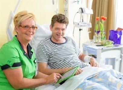 Nieuwsbericht: Wij feliciteren het Groene Hart Ziekenhuis met dit mooie resultaat!