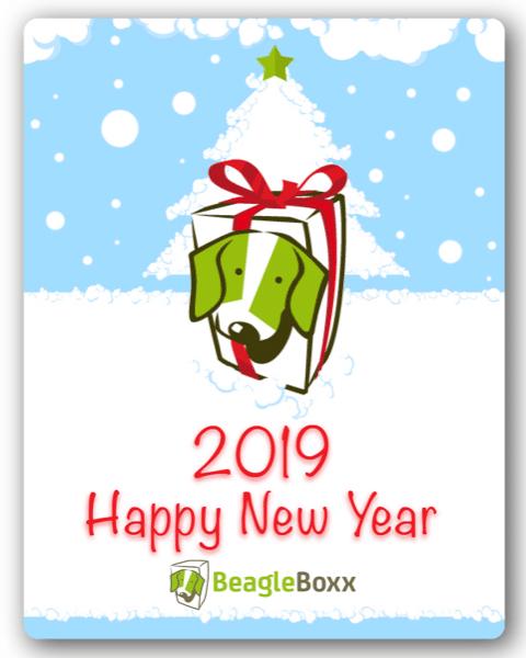 Nieuwsbericht: Gelukkig Nieuwjaar