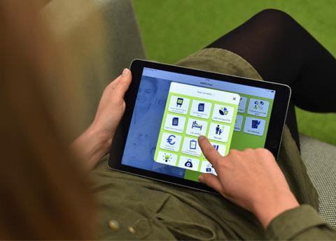 Nieuwsbericht: Met de @WFG thuis App op (patiënten)reis