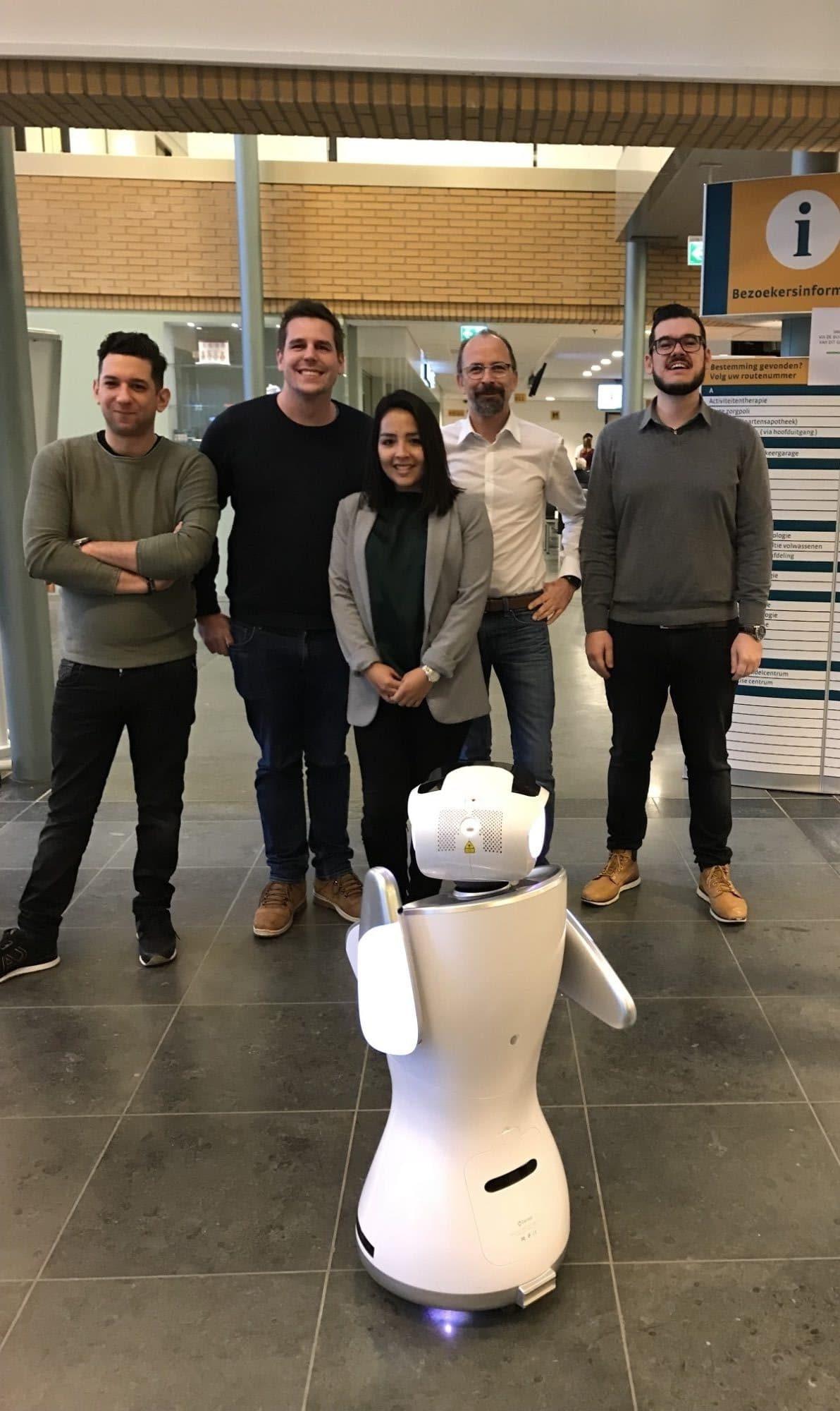 Nieuwsbericht: Bezoek uit Zwitserland voor de BeagleBoxx oplossing