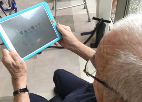 Nieuwsbericht: Meriant start met BeagleBoxx voor revalidatie patiënten in Expertisecentrum De Linde