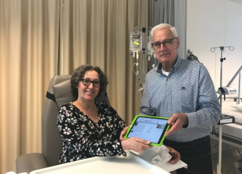 Nieuwsbericht: Zuyderland introduceert BeagleBoxx patiënten concept